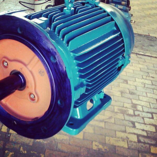 Motor Elétrico c/flange ff recondicionado 10cv 4 polos 220/380v