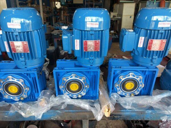 Motoredutor 3cv 1-40